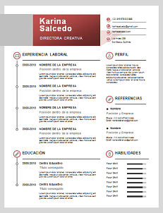60 Formatos De Curriculum Vitae En Word Para Descargar Y